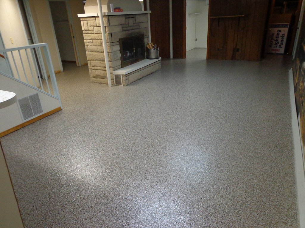 Epoxy Flooring Contractor Milwaukee Wi
