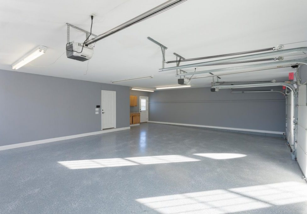 Epoxy Flooring Milwaukee - Garage Floor Epoxy 2