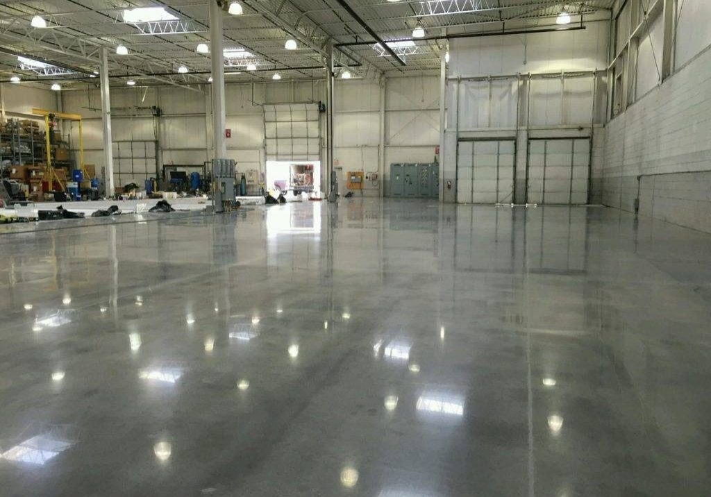 Epoxy Flooring Milwaukee - Metallic Epoxy Floor 2