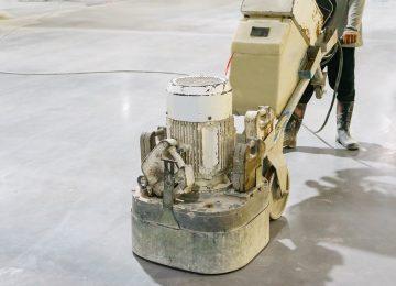 Epoxy Flooring Milwaukee - Concrete Polishing