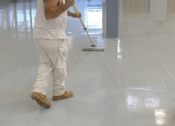Epoxy Flooring Milwaukee - Rollpaint