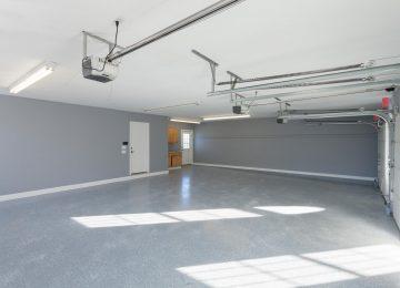 Epoxy Flooring Milwaukee - Garage Floor Epoxy