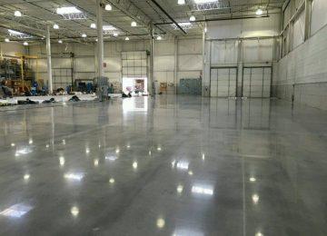 Epoxy Flooring Milwaukee - Metallic Epoxy Floor
